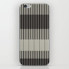 Piano Man | Abstract Pattern iPhone & iPod Skin
