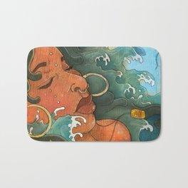 Water Maiden Bath Mat