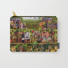 The Poetry of Wine Carry-All Pouch