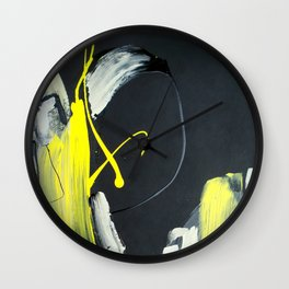 Clave de sol Wall Clock