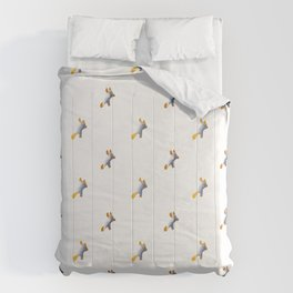 Toy Pattern (Little felt squirrel-rat) Comforters