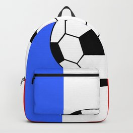 France Foot Backpack
