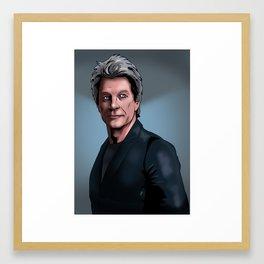 Jon Bon Jovi Framed Art Print