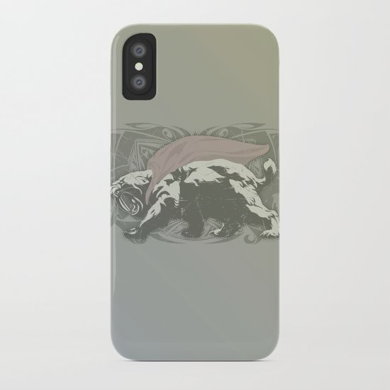 Fearless Creature: Saba iPhone Case