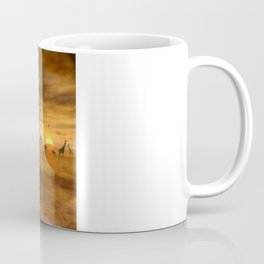The King of Africa Coffee Mug
