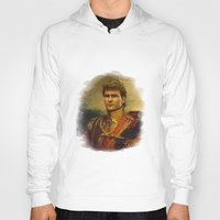 replaceface Hoodies featuring Patrick Swayze - replaceface by replaceface