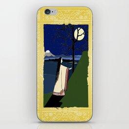 Kaguya Hime Daughter Of The Moon iPhone Skin