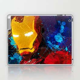 Iron man I Laptop & iPad Skin