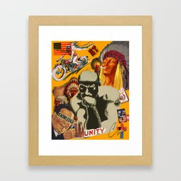 Know Unity '16 Framed Art Print