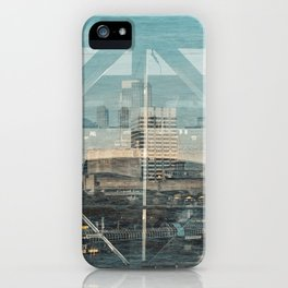 Layers of London 1 iPhone Case