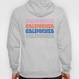 vintage california Hoody