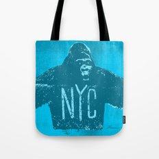 Gorilla NYC Tote Bag
