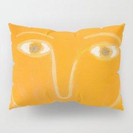 Paper Collar Pillow Sham