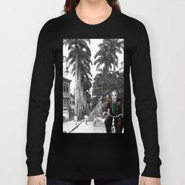 Einstein in Rio Long Sleeve T-shirt