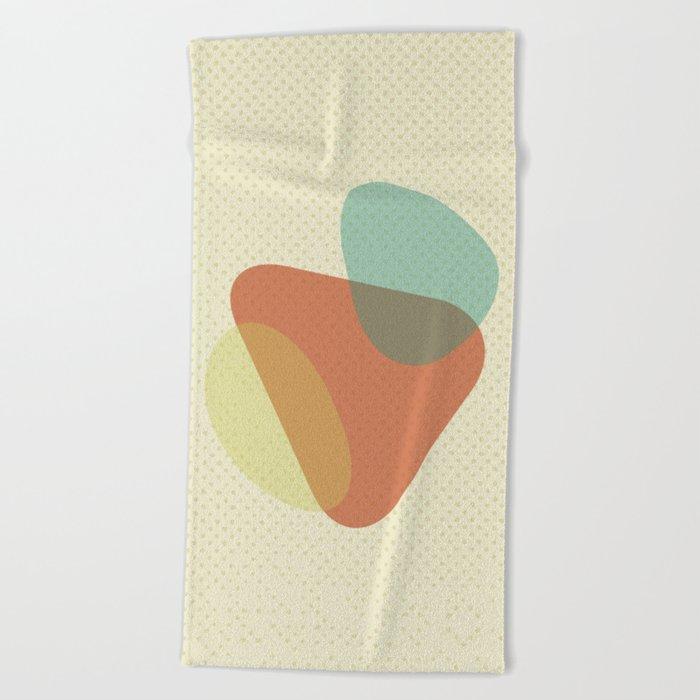 FLUID IX Beach Towel