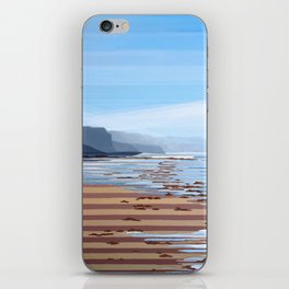 Jalama Beach Landscape iPhone Skin
