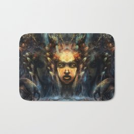 The Visionary Realm Bath Mat