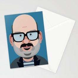 Comics of Comedy: David Cross Stationery Cards