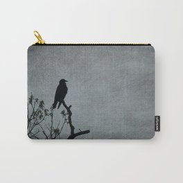 Majestic Crow Carry-All Pouch