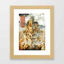 EYE ON DUBLIN - The Leaving Certificate Framed Art Print