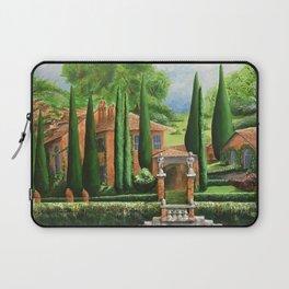 Villa of Lago d' Como Laptop Sleeve