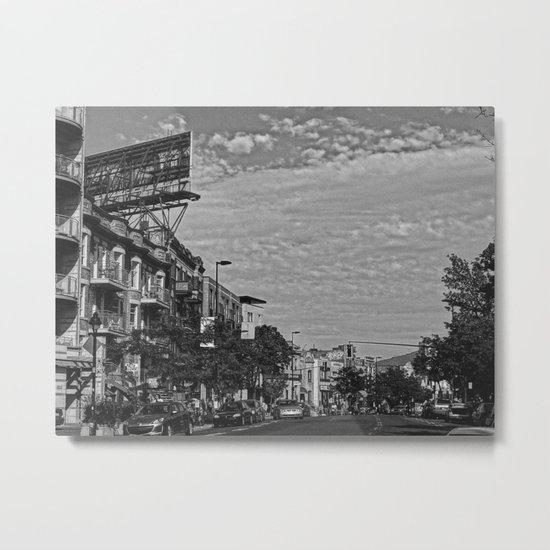 Mile-end Metal Print