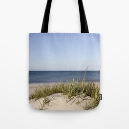 Bornholm Island Sea View Tote Bag