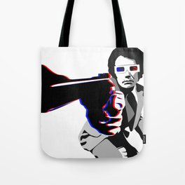 3Dirty Harry Tote Bag