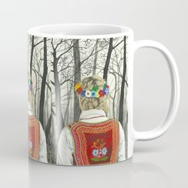 Where Stories Begin Coffee Mug