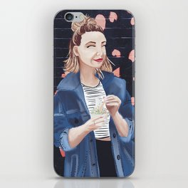 Influencers Illustrated: Zoella iPhone Skin