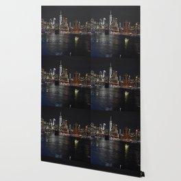 Bridgework Wallpaper