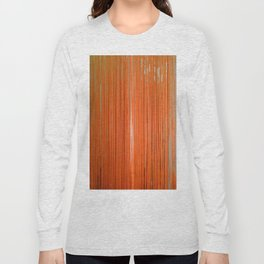ORANGE STRINGS Long Sleeve T-shirt