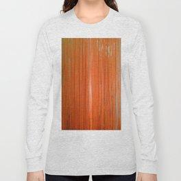 ORANGE STRINGS Long Sleeve T-shirt
