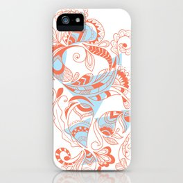 Tribal Paisley iPhone Case