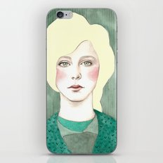 Sonja iPhone Skin