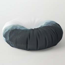 Mountain Peaks Floor Pillow