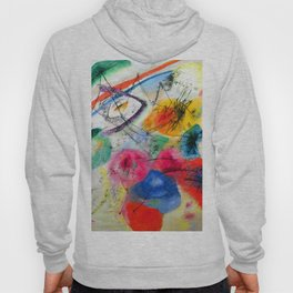 Wassily Kandinsky Black Lines Hoody