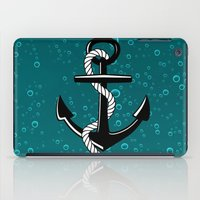 anchor iPad Cases featuring Anchor by Urlaub Photography