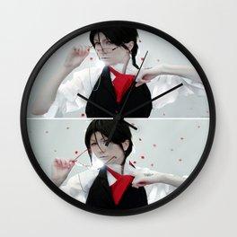 Tutor Sebastian Wall Clock