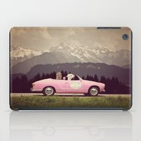 never stop exploring iPad Cases featuring NEVER STOP EXPLORING VII by Monika Strigel