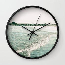 Mermaid Sea Dreams Wall Clock