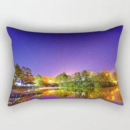COLORGASM LAKE Rectangular Pillow