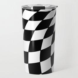 Wonderland Floor #1 Travel Mug