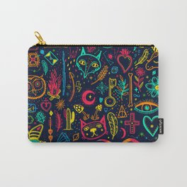 Animal Nights Carry-All Pouch