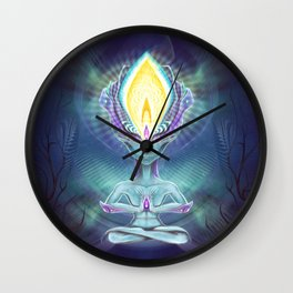Inner Elf Wall Clock