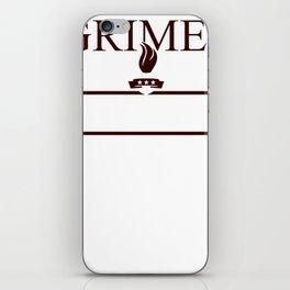 Grimes For President Walking Dead Dixon 2016 iPhone Skin