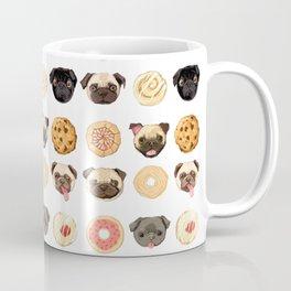 Sweets & Pugs Coffee Mug