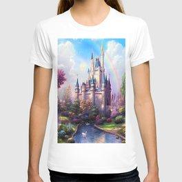 FAIRY FANTASY CASTLE T-shirt