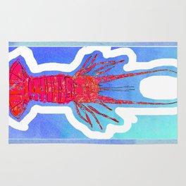 lobster Rug