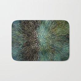 Forest Mandala Bath Mat